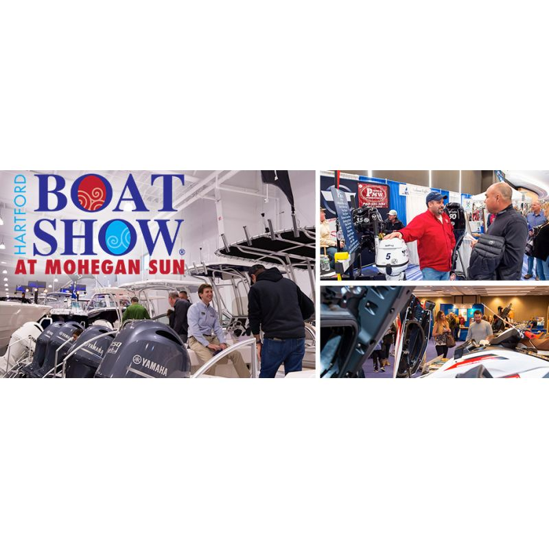 Hartford Boat Show January 21 – 24, 2021